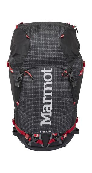 Marmot Eiger 42 Backpack Black/Fire